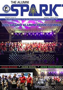 DB  Alumni Spark Issue #4