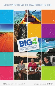 BIG4 Holiday Guide 2017