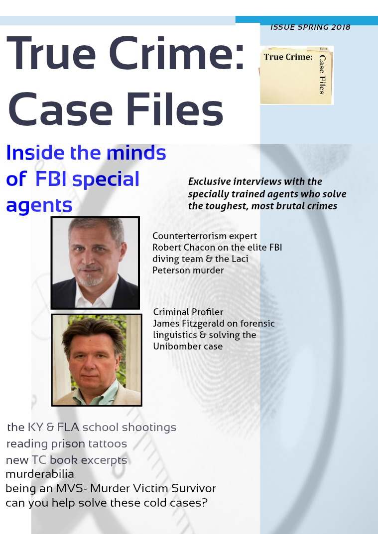 True Crime: Case Files Spring 2018 Spring 2018