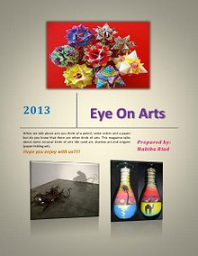 Eye on arts