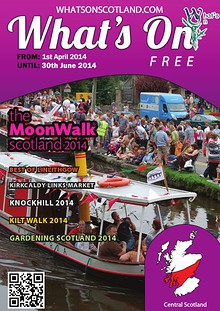 Central Scotland - April - July 2014