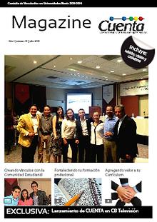 CUENTA - Digital Magazine