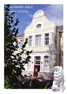 WYNBERG GIRLS' HIGH SCHOOL 2013