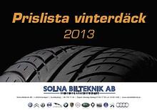 Vinterdäck 2013/2014