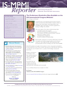 IS-MPMI Reporter Issue #2 2013 Volume 20, Issue 2