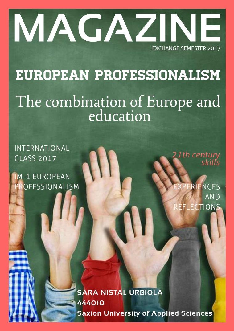 International Class Magazine 1