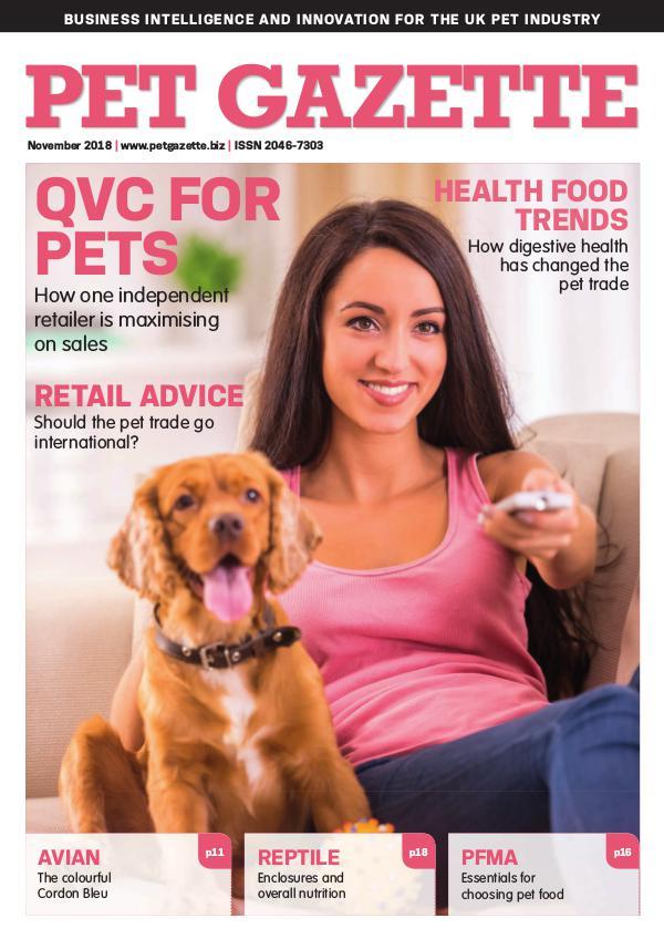 Pet Gazette November 2018
