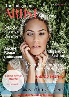 The Indigenous Artist Magazine