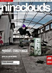 Nineclouds Skateboards - Catalogo 1° Semestre 2015