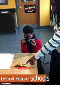 Detroit Future Schools: A New Paradigm of Schooling 2013-2014