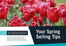 2014 Cunninghams Spring Selling Tips