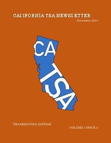California TSA Newsletter