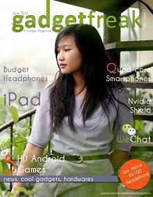 Gadgetfreak June 2013