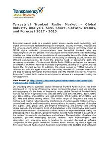 Terrestrial Trunked Radio Market 2017 Share, Trend and Forecast