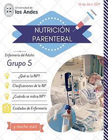 Nutrición Parenteral
