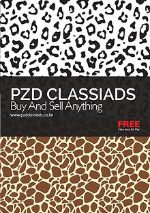 PZD CLASSIADS - April 2017
