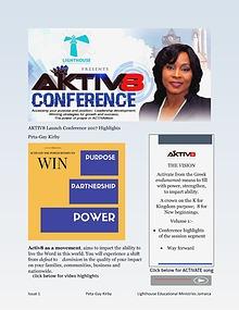 AKTIV8 magazine