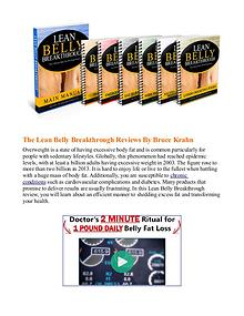 Lean Belly Breakthrough PDF / System