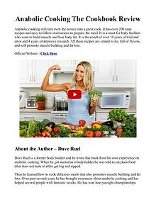 Anabolic Cooking PDF / CookBook