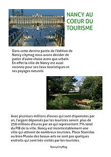 Tourisme Nancy avril 2017