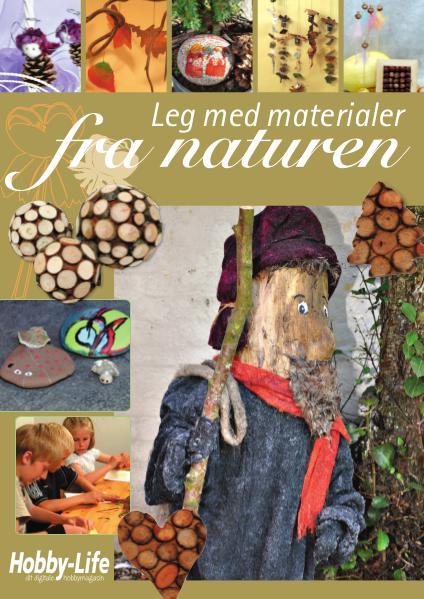Gratis tema-magasiner Naturmaterialer