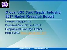Global USB Card Reader Market Research Report 2017