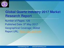 Global Quartz Market Research Report 2017