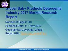 Global Baby Products Detergents Market Research Report 2017