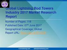 Global Lightning Rod Towers Market Research Report 2017