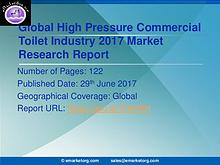 High Pressure Commercial Toilet Market Research Report 2017-2022