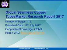 Global Seamless Copper Tubes Market 2017 Report