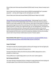 Global Hepatitis Market Research Study