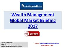 Wealth Management Industry Analysis 2017