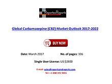 Carbamazepine (CBZ) Industry Forecast 2017-2022