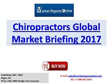 Chiropractors Global Industry Insights Report 2017