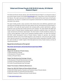 Phenyl Salicylate Market Study 2021