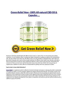 Green Relief