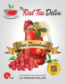 The Red Tea Detox PDF / eBook Liz Swann Miller Free Download