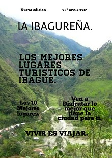 Turismo Ibague