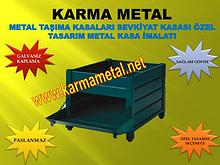 KARMA METAL Galvaniz kaplamali paslanmaz metal tasima kasalari fiyati