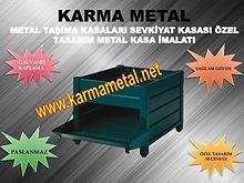 KARMA METAL insaat endustri sanayi metal tasima kasasi kasalari