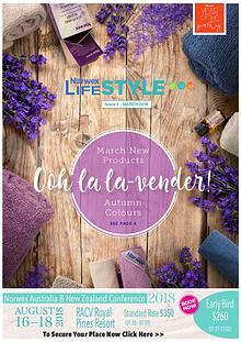 Norwex AUS NZ LifeStyle Magazine