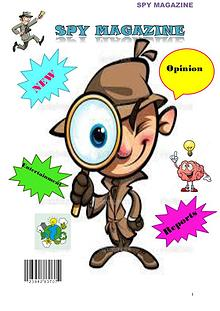 spy magazine