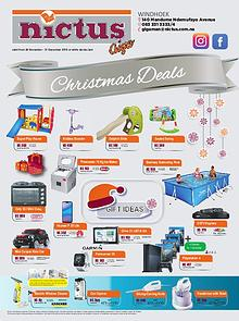 Nictus Giga Catalogue