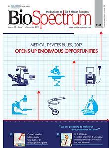 BioSpectrum India Magazine November issue