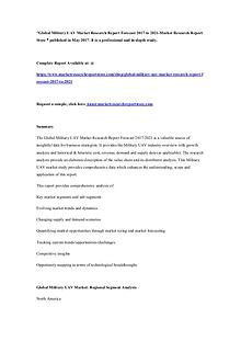 Market Research Report Store