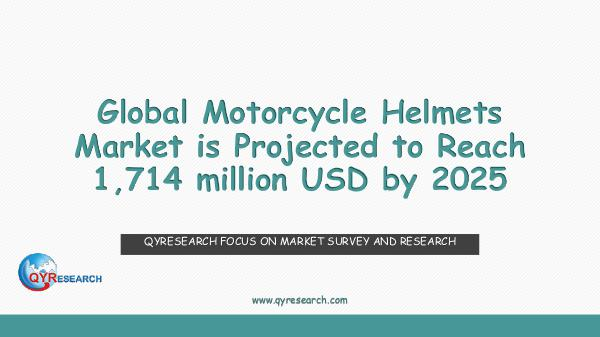 QYR Market Research Global Motorcycle Helmets Market Research