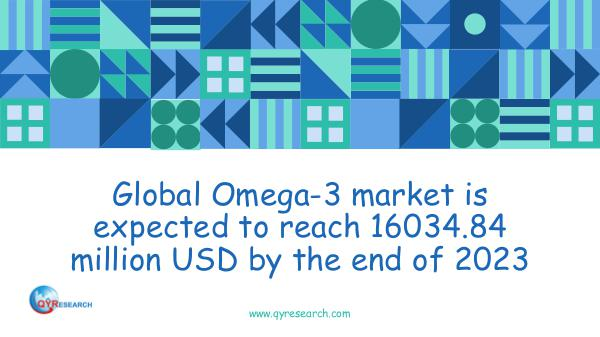 QYR Market Research Global Omega-3 market research