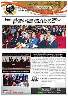 Informativo AACO/MG