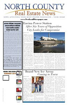North County Real Estate News  February 2014 Issue